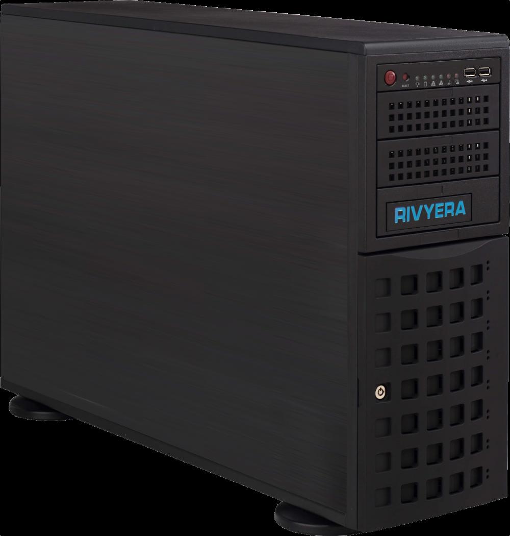 SciEngines RIVYERA S6-LX150 DDS - Side View