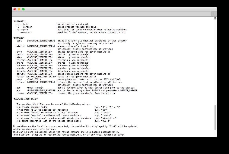 SciEngines Cluster Management Tool (se_cluster)